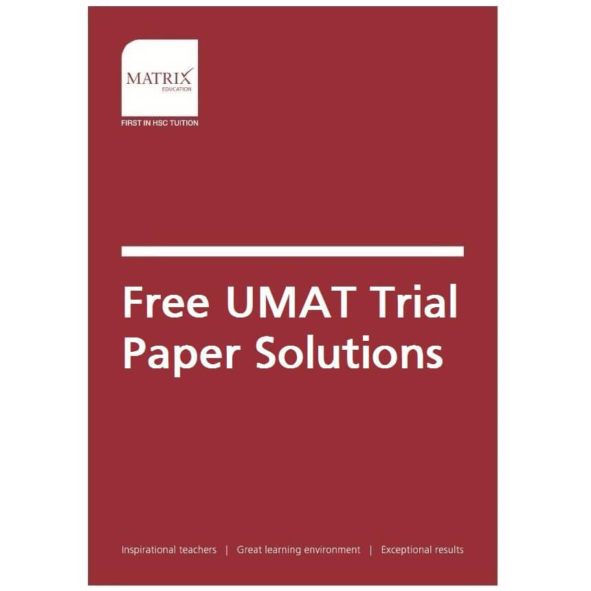 2014 umat free practice paper v5