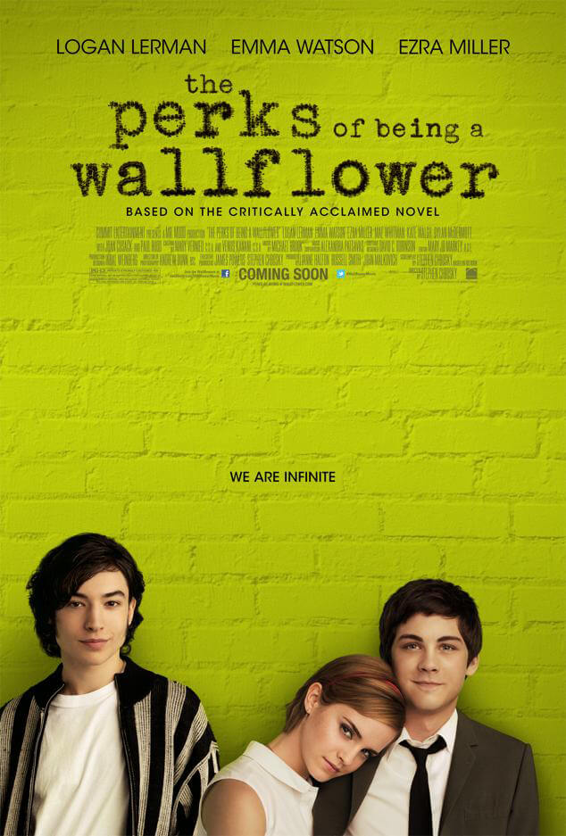 The Perks of Being a Wallflower - Discovery Related Text