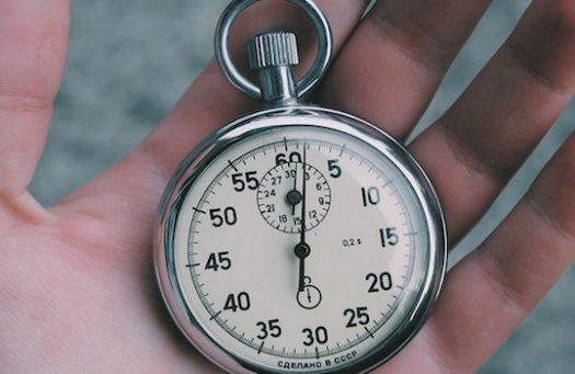 stopwatch experimental errors