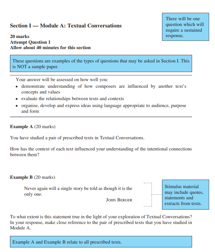 blog-english-year-11-and-year-12-assessments-NESA-2019-HSC-Sample-Paper-2-Module-A-questions