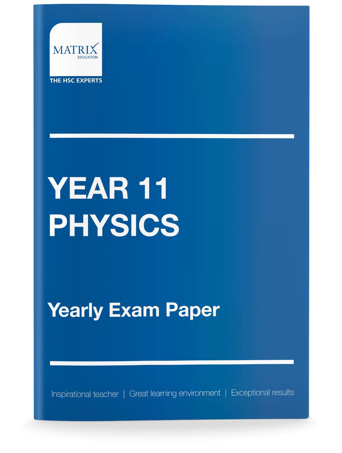Year 11 Physics Practice Paper For Yearly Physics Exam | New Syllabus