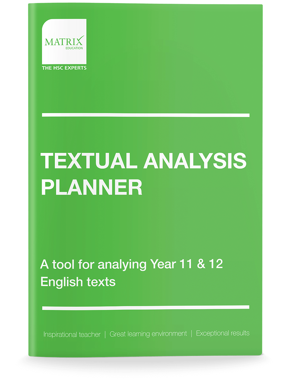 Download Your FREE Textual Analysis Planner