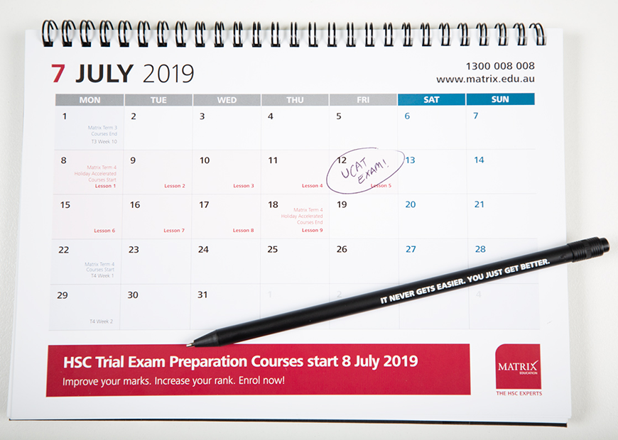 guide-ucat-roadmap-timeline-for-ucat-preparation-matrix-calendar-UCAT-exam-date-picture-of-matrix-calendar-july-with-ucat-exam-date-marked