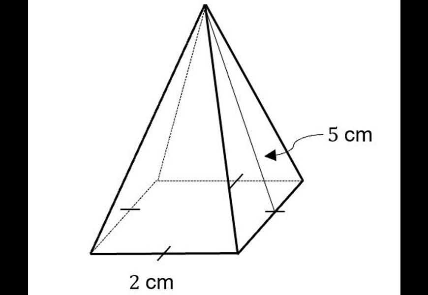 guide-maths-y-9-SA-sample-question-1-pyramid
