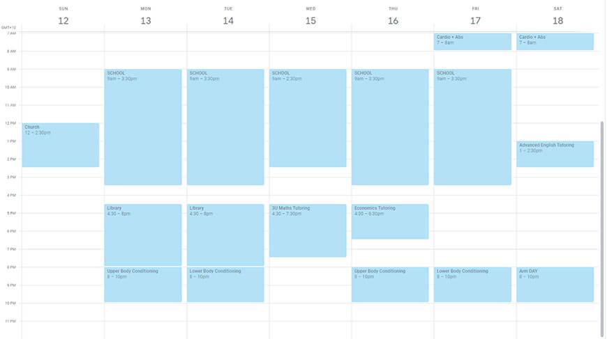 blog-success-secrets-james-kim-timetable-1