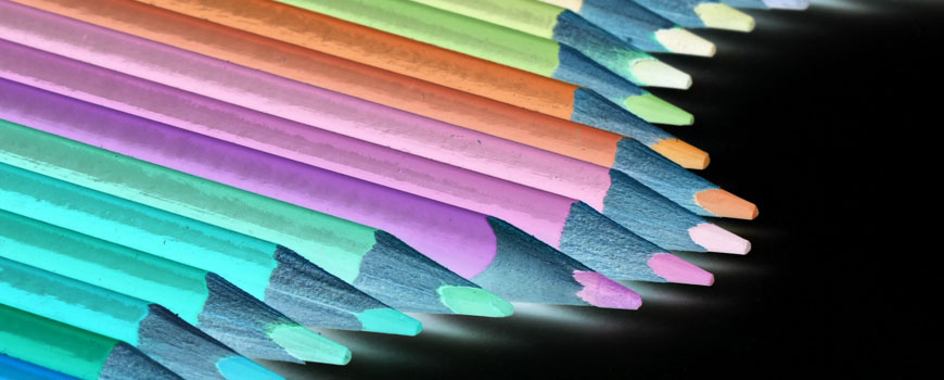image of pencils to illustrate the idea of highlighting english-5-comprehension-skills-year-6-students-need-for-high-school