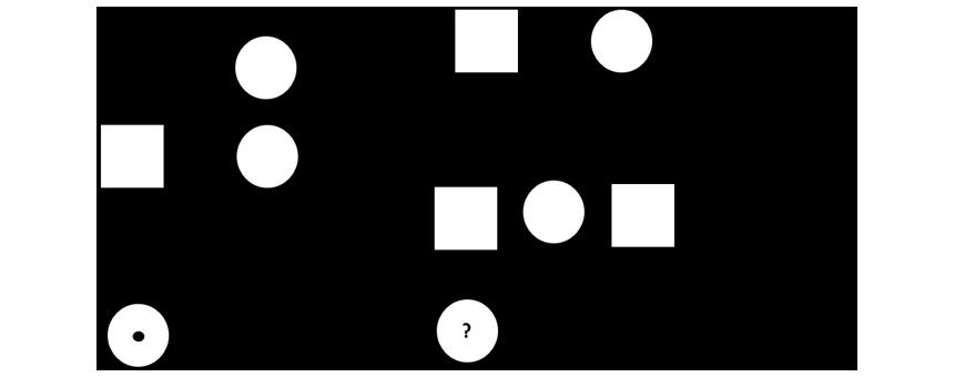 image showing standard symbols for notation