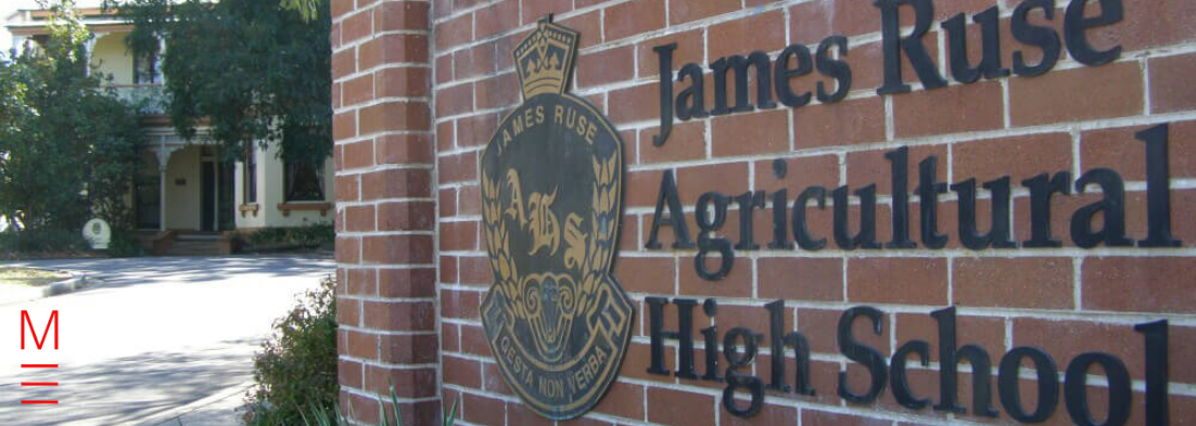 School guide James Ruse Agricultural High School featured